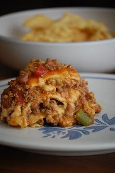 Crock Pot Enchiladas (ground beef) - Yum!