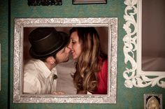 Our photo booth Photo Booth, Wedding Decorations, Frame, Home Decor, Fashion, Picture Frame, Moda, Photo Booths, Decoration Home