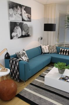 Woonkamer | Living ✭ Ontwerp | Design Willem Hans Beens Home Living Room, Living Spaces, Dining Area Design, Rv Homes, Sofa, Couch, Tiny House, Furniture Design, Rooms