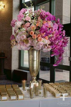 Vendor Pre-event photos Jerry Hayes Photography! #bobbullockwedding #texaswedding #austinwedding #weddinginspiration #pink #gold #floraldesign #austintxweddingflorist | Flora Fetish | Pearl Events Austin | Intelligent Lighting Design | The RK Group | Simon Lee Bakery |