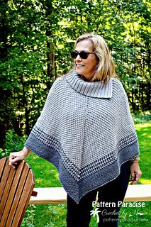 Fatima Poncho Free Crochet Pattern Hi loves! today I found a great poncho that you may like. I wanted to share this pattern with everyone. If you want to learn how to crochet it, read the article. Poncho Crochet, Crochet Scarves, Crochet Clothes, Knitted Shawls, Crochet Vests, Crochet Edgings, Crochet Sweaters, Crochet Motif, Patron Crochet