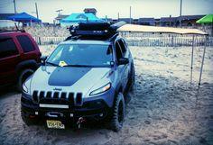 2014-2017 Jeep Cherokee KL Lift Kits & Accessories