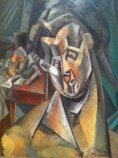 1896 Pablo Picasso (Spanish artist, Portrait of the Artist's Mother. Pablo Picasso, one of the dominant & most influential . Kunst Picasso, Art Picasso, Picasso Paintings, Spanish Painters, Spanish Artists, Paul Cezanne, Cubist Movement, Georges Braque, Guernica