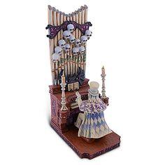 Haunted Mansion Organ by Jim Shore   Figurines & Keepsakes   Disney Store
