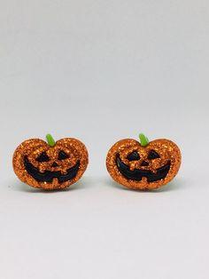 Halloween Jack-o-Lantern stud  Earrings | Mercari Halloween Jack, Spirit Halloween, Free Barbie, Kind And Generous, Halloween Jewelry, Jack O, Birthday Wishlist, Cute Pins, Surprise Gifts