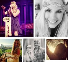 Country music sensation Sarah Haze is loving Pink Pewter!