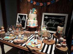 #woodland #birthday #party