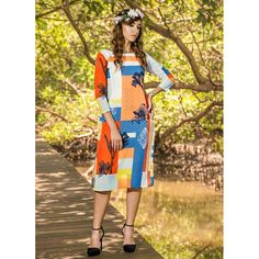 Designer Multicolor Floral Print Weaving Georgette Kurti - 15069 ( ML-869 )