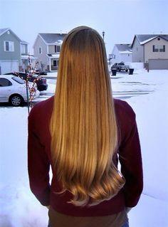 My hair goal at next 5 years : - /