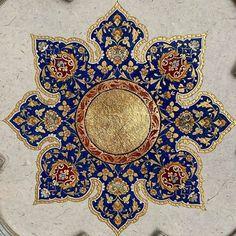 Islamic Art Pattern, Mandala Pattern, Pattern Art, Arabic Pattern, Arabesque, Motifs Islamiques, Illumination Art, Persian Pattern, Egypt Art