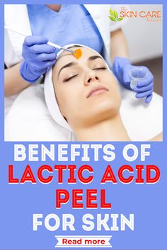 What are the benefits of lactic acid peel? Hyperpigmentation, age spots, acne scars, uneven skin tone, and more. Discover more about its benefits at theskincarereviews.com #lacticacidpeelbenefits #lacticacidpeel #lacticacidskincare Blackhead Remedies, Acne Remedies, Anti Aging Skin Care, Natural Skin Care, Lactic Acid Peel, Best Acne Products, Natural Teeth Whitening, Uneven Skin, Acne Scars