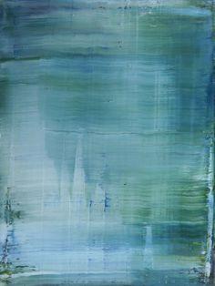 "Koen Lybaert; Oil 2013 Painting ""abstract N° 667 - SOLD [UK]"""