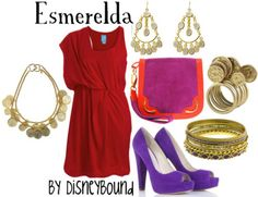 The Hunchback of Notre Dame - Esmerelda