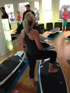 Have You Tried Surf Set | @surfsetfitness @sweatrepublic @fitapproach #surfset #workout #sanfrancisco http://fitnessmomwinecountry.com/2014/07/have-you-tried-surf-set/