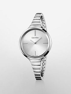 LIVELY SILVER WATCH