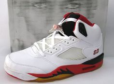 separation shoes 292b8 5b2b9 Jordan Shoes Air Jordan 5 Fire Red White Black 23  Air Jordan 5 - Here we  are going to present you the Air Jordan 5 Fire Red White Black 23 which is  ...