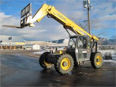 Our featured Telehandler #Forklift is a 2007 #GEHL RS6-42, 1,311 Hrs., 6000 Reach Lift. Check out our great selection of GEHL #Telehandler Forklifts! You can view them all at: http://www.rockanddirt.com/equipment-for-sale/GEHL/forklifts-telehandler #ConstructionEquipment #HeavyEquipment