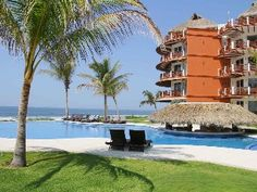 Beachfront+Bliss!+4+Bedroom+Beachfront+Condo+-+Great+Value+for+large+families+++Vacation Rental in Mexico from @homeaway! #vacation #rental #travel #homeaway