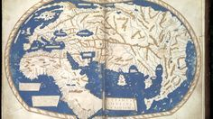 Hidden secrets revealed in 1491 world map that may have guided Columbus Rochester Institute Of Technology, Death On The Nile, Horn Of Africa, Map Maker, Secrets Revealed, Christopher Columbus, Christmas Carol, Medieval, World Maps