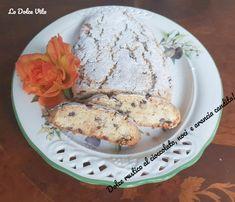 Dolce rustico al cioccolato, noci e arancia candita! Baking, Bread Making, Patisserie, Backen, Sweets, Roast