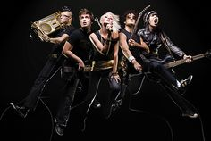 Superchick has literally saved my life with some of their songs, and inspired me with others. My favorite band <33