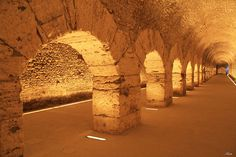 Criptoportico Forense - Aosta by La Anita2008, via Flickr