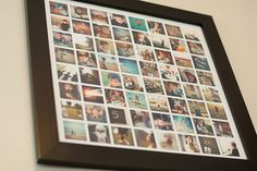 27 Great Photo Collage Frames For Walls Different Sizes Photo Collage Throw Photo Collage Board, Photo Collage Template, Photo Collages, Instagram Frame, Collage Frames, Digital Collage, Wall Prints, Cool Photos, Project Life