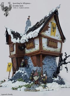 LEGO Crows nest
