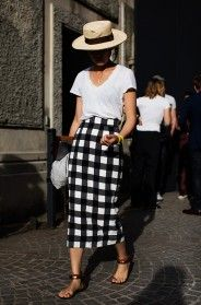 On the Street…Checks or Plaids?