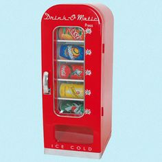 Bokse automat Drink-O Matic fra Ruth66. Om denne nettbutikken: http://nettbutikknytt.no/ruth66-no/