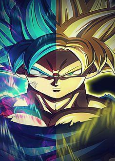 'Dragon Ball Z Super Dbz ' Poster by CullenLegros | Displate