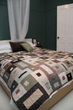Leanne Beasley's comfort quilt