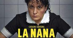 """La Nana"" pelicula chilena, protagonozada por Catalina Saavedra."