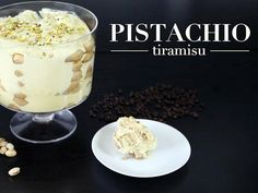 Aanytime is good for dessert and for buying or selling real estate, give me a call 904-518-7305 in the Jacksonville area for over 40 years. Pistachio Tiramisu Video Recipe | American Lifestyle Magazine