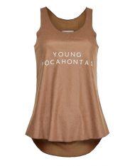 LA SISTERS | YOUNG POCAHONTAS