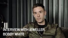 Motion Ring Interview with Jewellery Designer, Bobby White. In this video jeweller Bobby White talks about his award-winning Motion collection which he first.