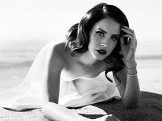 Lana Del Rey for Fashion Canada #Summer 2013