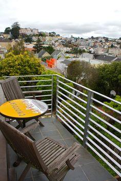Master Bedroom Patio contemporary patio