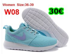962d353a2c8dc Nike Roshe Run Mesh Light Blue Lake Blue Womens Shoes