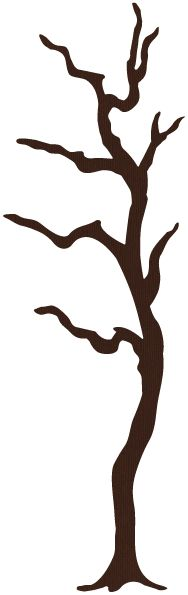 Quickutz Tree Border CC-BDR-021