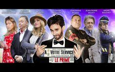 """Série """"A votre service"""" de et avec Florian Hessique"""
