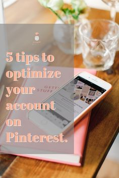 Heres my top 5 tips for setting up and optimising your pinterst account the right way.