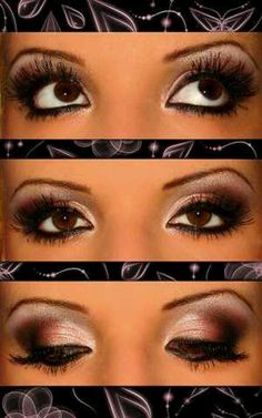 For a brown-eyed girl like me.