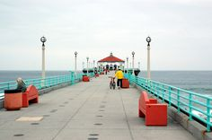 love to walk the piers