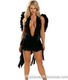 Women Sexy Halloween Costumes free shipping most popular bad cop costume sexy women cop costume halloween costumes adult sexy costumes Dark Angel Costume Angel Costumes Costumes Sexy Angel Cosplay Sexy Halloween Costumes Halloween 2013 Lingerie Costumes Costumes For Women Halloween