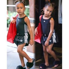 """5,179 Likes, 36 Comments - North West Official ™ (@_north.west_) on Instagram: """"Adidas child  #northwest"""""""