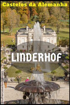 Os melhores perfumes nos menores frascos. O provérbio ilustra perfeitamente o palácio de Linerhof, na Baviera Alemã. Veja várias dicas sobre uma visita até ele.