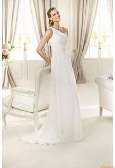 Vestidos de noiva Pronovias Dacio 2013
