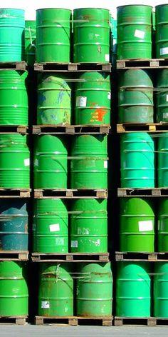 green oil