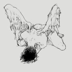 New ideas drawing tattoo angel fantasy art Fantasy Kunst, Fantasy Art, Art Sketches, Art Drawings, Posca Art, Arte Obscura, Arte Sketchbook, Arte Horror, Art Reference Poses